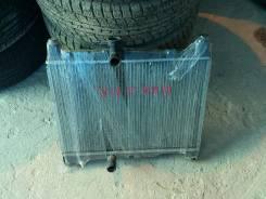 Радиатор охлаждения двигателя. Toyota Vitz, SCP10 Двигатель 1SZFE