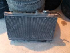 Радиатор охлаждения двигателя. Toyota Corona Exiv, ST200 Двигатель 4SFE