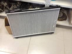 Радиатор охлаждения двигателя. Toyota Harrier, ACU10W, ACU10