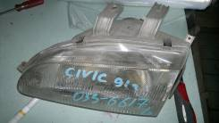 Фара 0336617 на Honda Civic EG1, EG3, EG4 EG5, EG6 EG7, EG8, левая