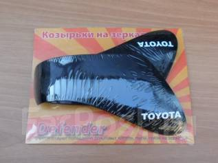 Козырек солнцезащитный. Toyota Corolla, EE104G, CE102G Двигатели: 3CE, 5EFE