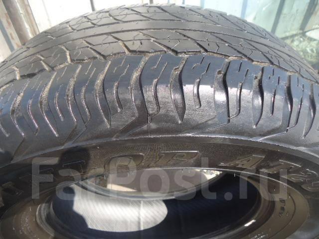 Dunlop SP 70. Летние, 2010 год, износ: 30%, 4 шт