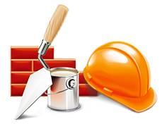 Строительство и ремонт сооружений и зданий, инженерных сетей