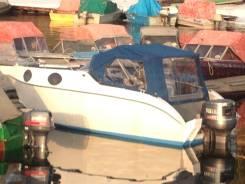 Продам алюминевый катер. Год: 2011 год, длина 6,00м., двигатель подвесной, 175,00л.с., бензин