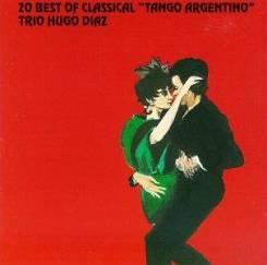 Hugo Diaz - 20 Best of Classical Tango Argentino (CD/фирм. )