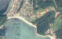 Продается земельный участок с. Андреевка. 2 300кв.м., собственность. План (чертёж, схема) участка