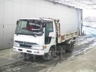 Кабина. Hino Ranger, FC3JCDA Двигатель J07E