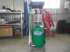 Оборудование для смены масла