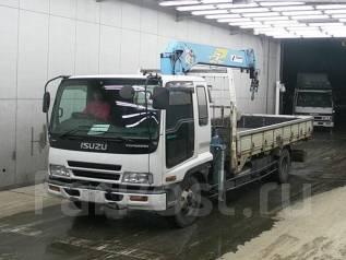 Кабина. Isuzu Forward Двигатель 6HH1. Под заказ
