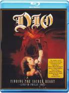 Dio - Finding The Sacred Heart - Live In Philly 1986 (Blu-ray/фирм. )