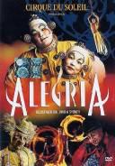 Cirque Du Soleil - Alegria (DVD/фирм. )