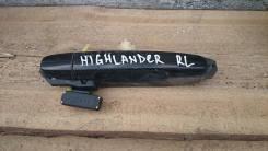 Ручка двери внешняя. Toyota Highlander