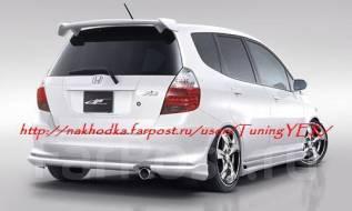 Спойлер. Honda Fit, GD4, GD3, GD2, GD1 Двигатели: L13A, L15A. Под заказ