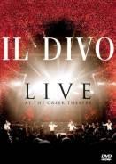 Il Divo - Live at the Greek (DVD/фирм. )