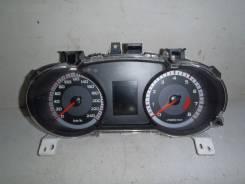 Панель приборов. Mitsubishi Lancer X Mitsubishi Lancer