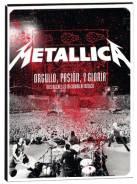 Metallica - Orgullo Pasion Y Gloria. Tres Noches En Mexico (DVD/фирм)