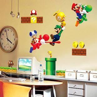Наклейки декоративные.
