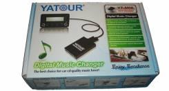 USB адаптор для штатных магнитол Toyota.