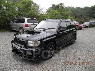 Крыло. Subaru Forester, SF5, SF6, SF9