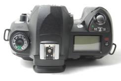 Nikon D70. 6 - 6.9 Мп, зум: 12х