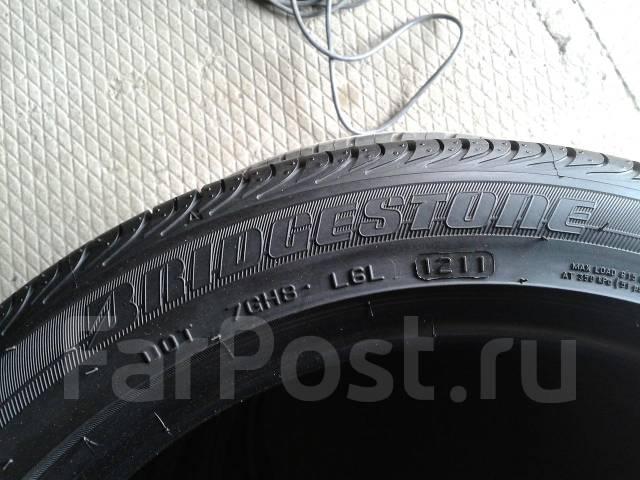 Bridgestone Turanza ER300. Летние, 2011 год, без износа, 4 шт