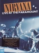Nirvana - Live at the Paramount (DVD/фирм. )