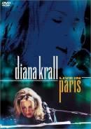 Diana Krall - Live In Paris (DVD/фирм. )
