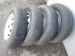 Bridgestone Duravis R670. летние, б/у, износ 40%