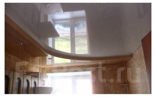 Натяжные экологически чистые потолки. Скидки до 50%. Второй в подарок!