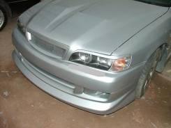 Накладка на фару. Toyota Chaser, GX100, JZX100