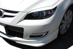 Накладка на фару. Mazda Mazda3