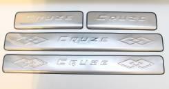 Накладка на порог. Chevrolet Cruze, J305, J300 Двигатели: F16D3, F18D4, Z18XER