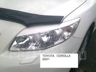 Накладка на фару. Toyota Corolla