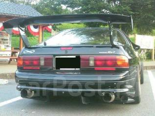 Сплиттер. Nissan Laurel, C32 Nissan Skyline Nissan Silvia, S13 Nissan Cefiro, A31 Mazda RX-7, FD3S Mazda RX-8 Toyota: Soarer, Mark II, Altezza, Cresta...