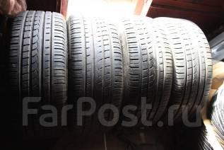 Pirelli P Zero Rosso. Летние, 2009 год, износ: 10%, 4 шт