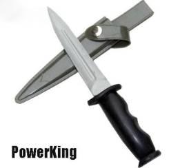 Нож тренировочный (резиновый).