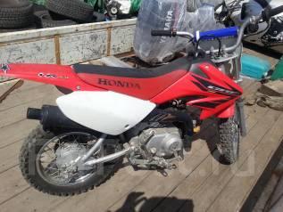 Honda CRF. 70 куб. см., исправен, птс, без пробега