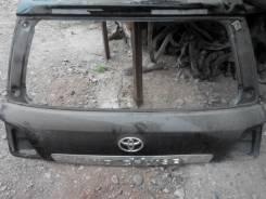 Крышка багажника. Toyota Land Cruiser, UZJ200