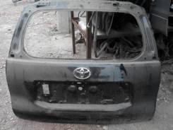 Дверь багажника. Toyota Land Cruiser Prado, TRJ125W