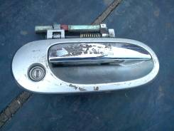 Ручка двери внешняя. Nissan Tino, HV10 Двигатель SR20DE