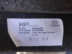 Панель пола багажника. Hyundai i30