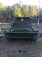 ГАЗ 71. Снегоболотоход