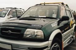 Дефлектор капота. Suzuki Grand Vitara, TL52, FTB03, 3TD62 Двигатели: J20A, G16B, H25A