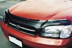 Дефлектор капота. Subaru Legacy