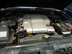 Двигатель в сборе. Mitsubishi Pajero, V45W Двигатель 6G74GDI