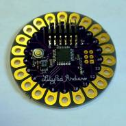 Контроллер LilyPad 328 Module ATmega328P 16M для Arduino