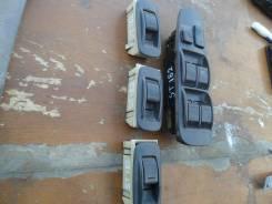 Кнопка стеклоподъемника. Toyota Carina ED, ST182 Двигатель 3SFE