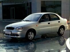 Панель приборов. Chevrolet Lanos