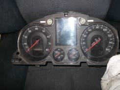 Панель приборов. Volkswagen Passat, B6 Двигатель BPY