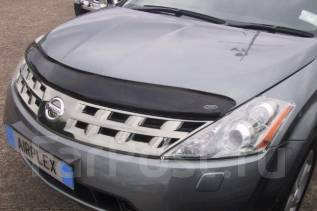 Дефлектор капота. Nissan Murano